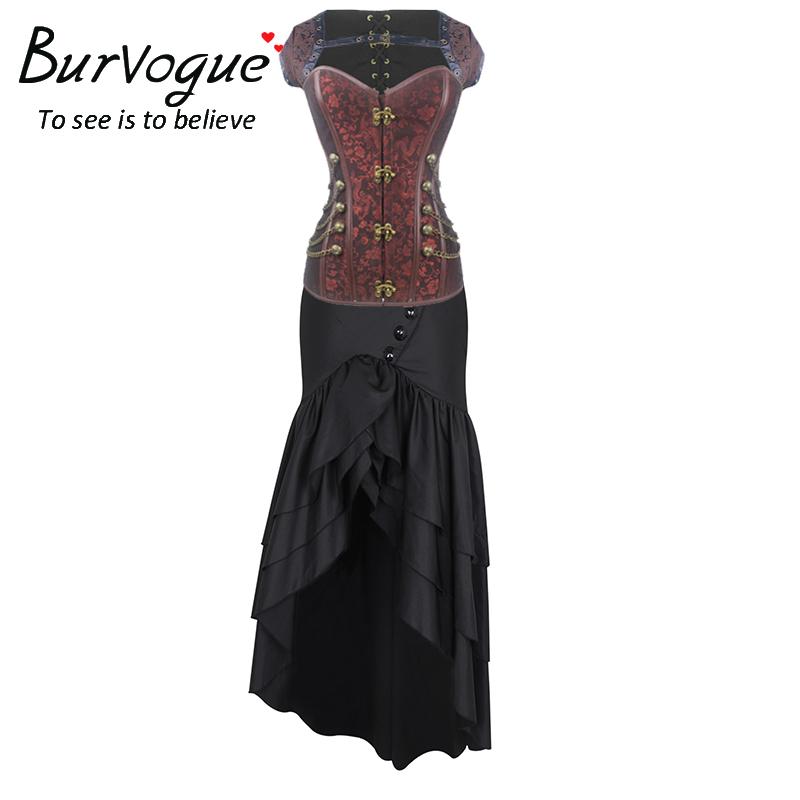 vintage-steel-boned-steampunk-corset-dress-p-20050