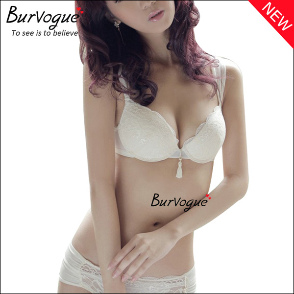 white-adjustable-straps-underwear-lace-bra-sets-60087