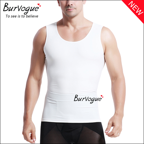white-mens-waist-trainer-sport-sleeveless-vest-body-shaper-80045
