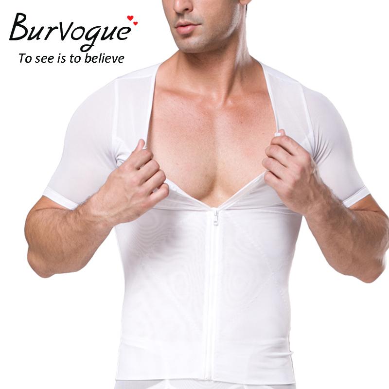 white-short-sleeve-body-shaper-80088
