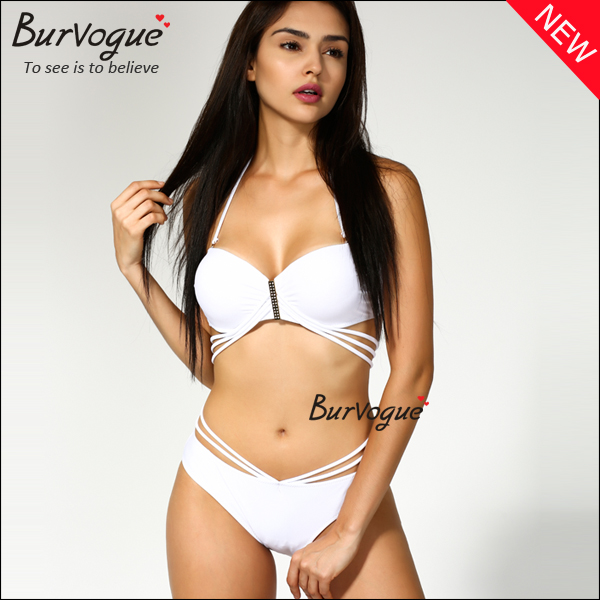 white swimsuit for women