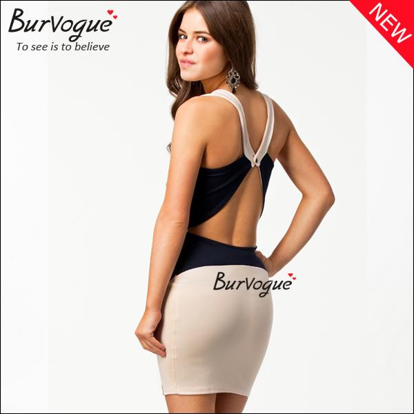 Buckle-strap-dress