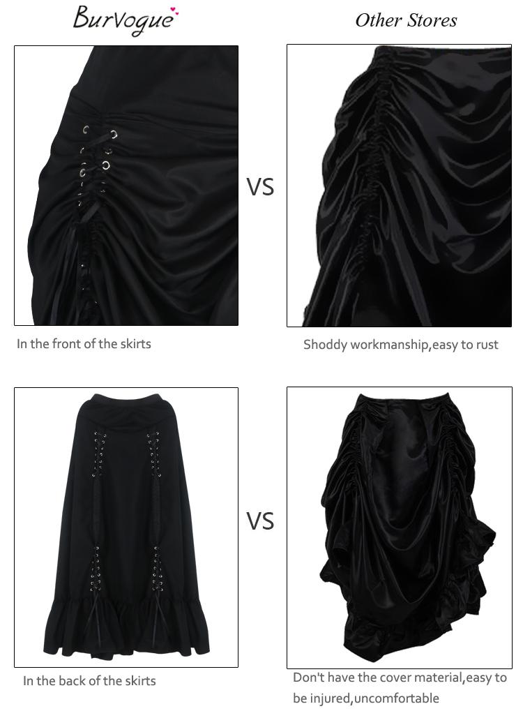 wholesale-steampunk-skirts-32072