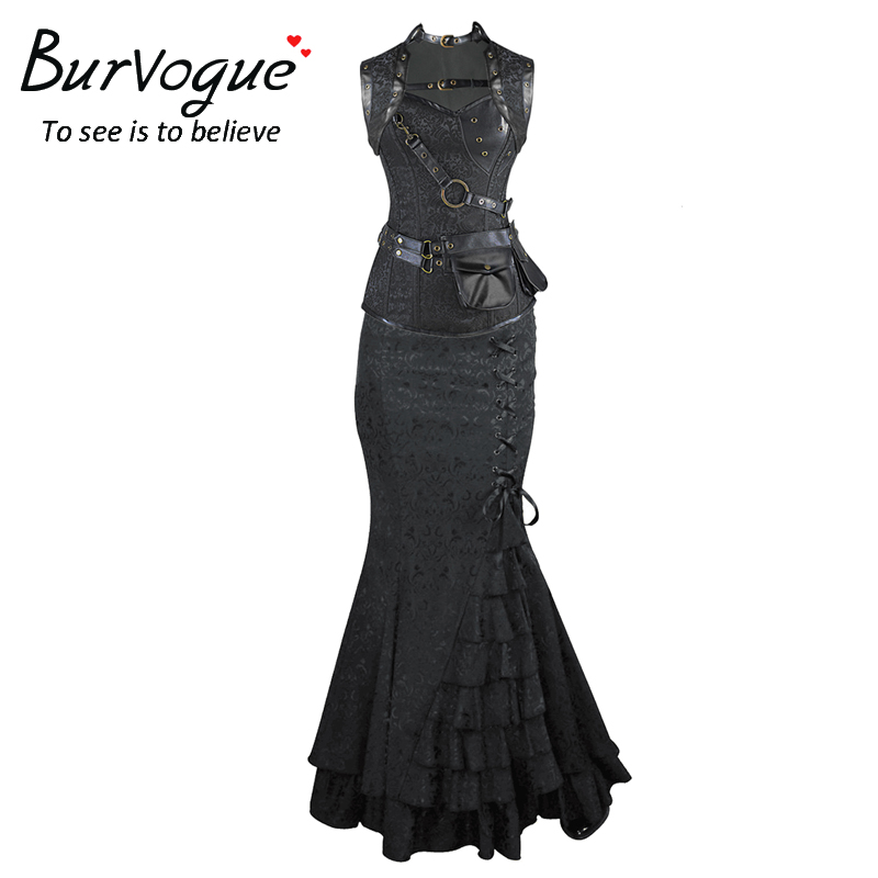 women-jacquard-gothic-steampunk-corset-dresses-tops-with-zip-20015