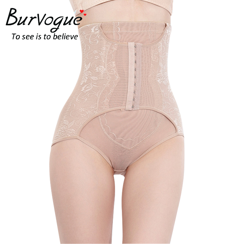 women-lace-high-waist-body-shaper-16099