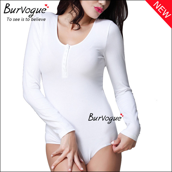 women-seamless-shapewear-long-sleeve-open-crotch-body-shaper-16080