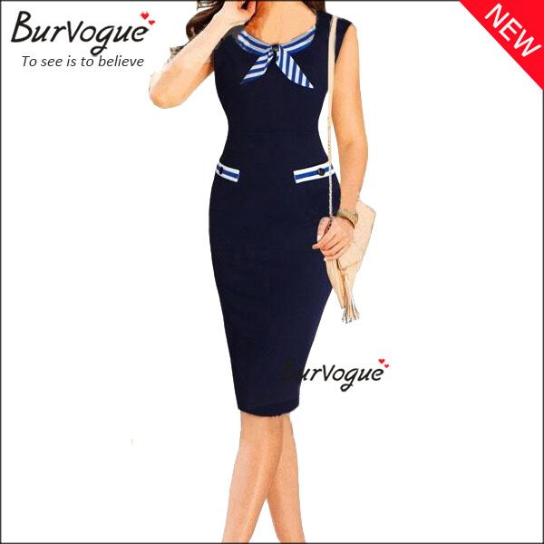 women-sleeveless-bodycon-dress-casual-party-dress-wiith-bow-15669