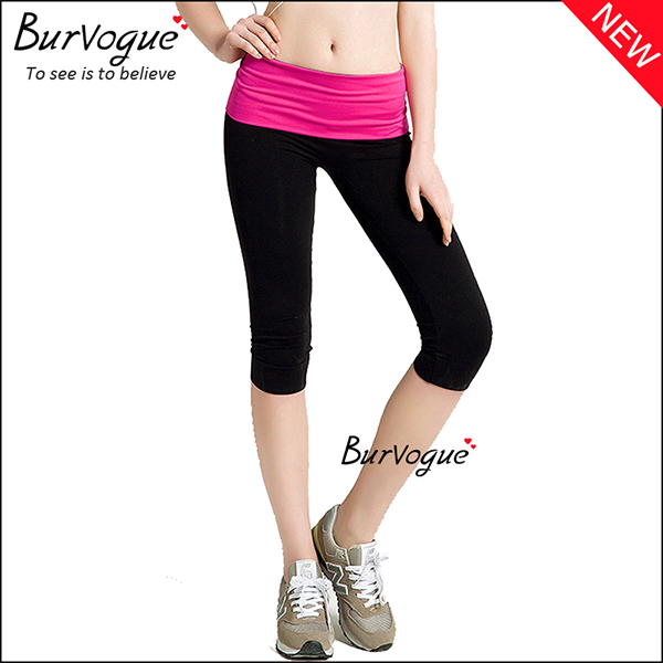 women-tight-capri-pants-tummy-control-sports-leggings-80081
