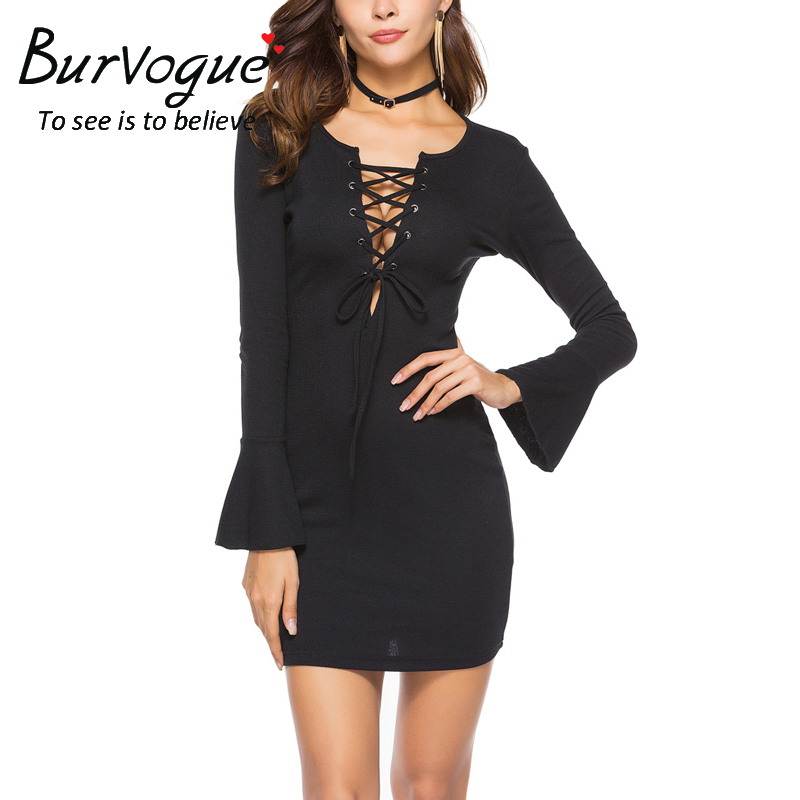 womens-sexy-deep-v-casual-dress-17006