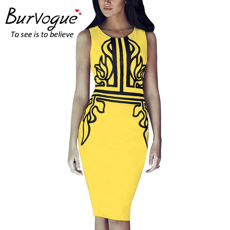yellow-elegant-sleeveless-party-dress-15701