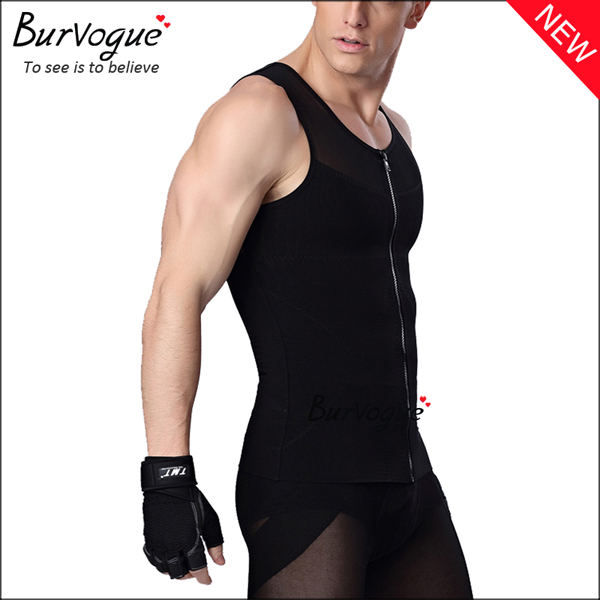 zip-n-clips-black-waist-trainer-tank-tops-vest-body-shaper-80085