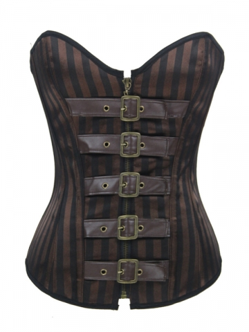 Vampire Fashion Style Over Bust Corset For Wholesale
