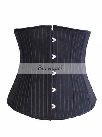 Fashion Stripe Bustier Underbust Corset Training Wholesale