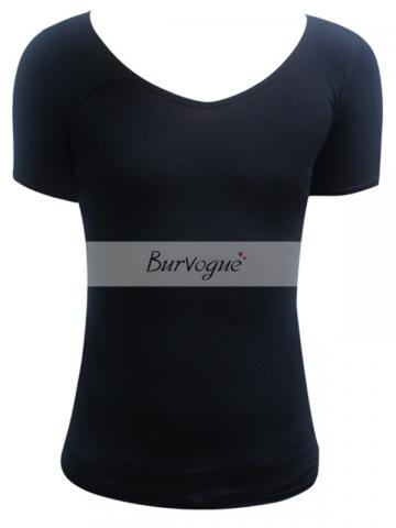 Short Sleeve Compression Shirt Slimming Men Body Shaper