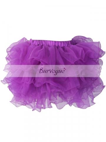 Women Love For Show Cute Purple TuTu