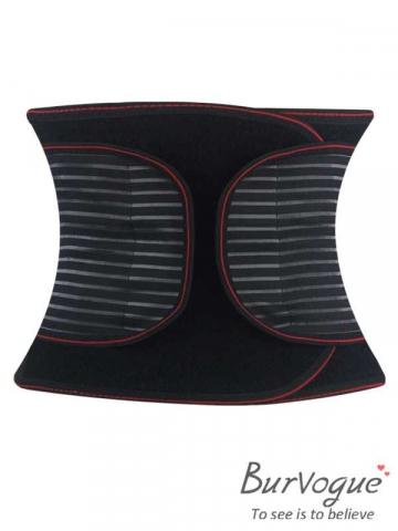 Unisex Slimming Belt Sports Waist Cincher Trainer Shapewear