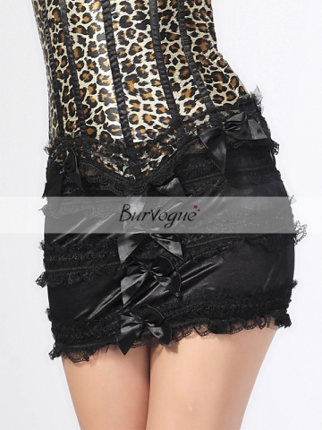 Ruffle Lace Tight Skirts