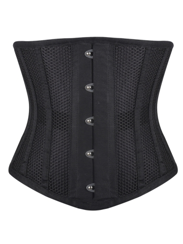 Breathable Mesh Steel Boned Waist Training Corsets Wholesale