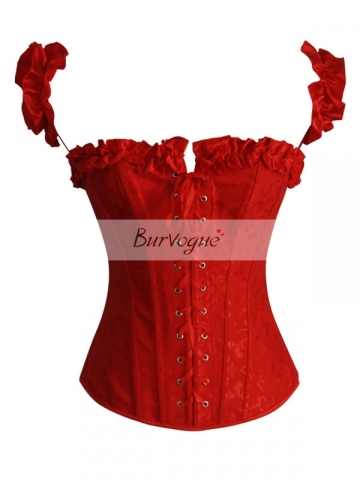Red Bridal Fashion Women Corset With low wholesale prices