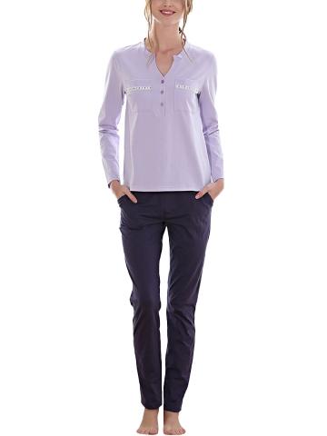 Women Soft Loungewear Long Sleeve Pajamas Sets Sleepwear