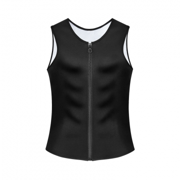 New Zipper Shaper For Men weight loss corset Waist Training
