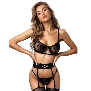Sexy Ladies Pajamas Sleepwear Lingerie Bodysuit Underwear