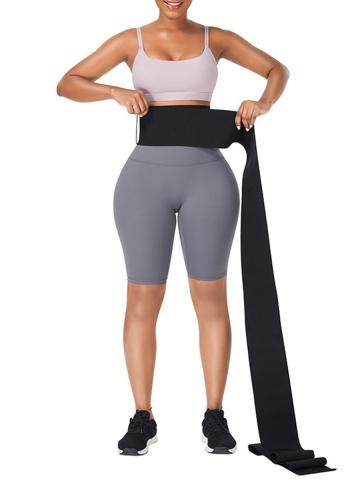 Stretched Waist Trainer Bandage Tummy Wrap Belly Body Shaper