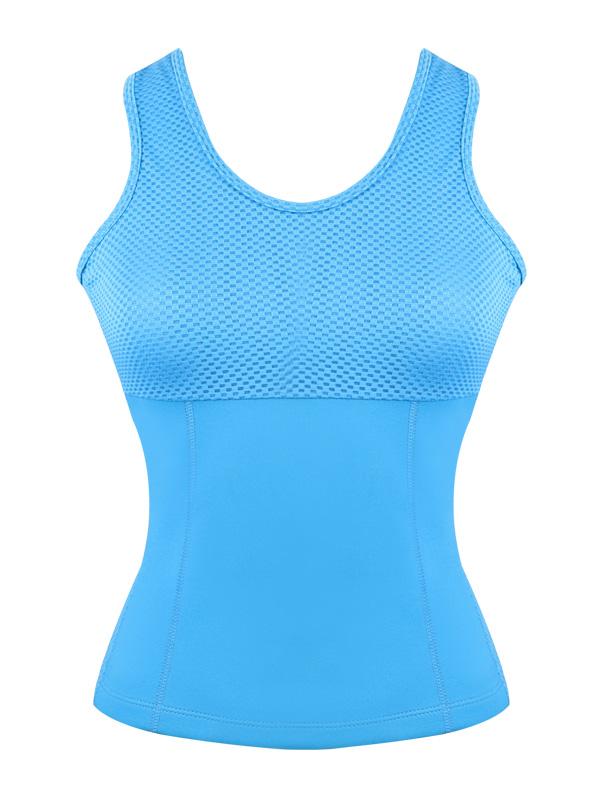 Neoprene Sports Waist Trainer Sleeveless Vest Body Shaper
