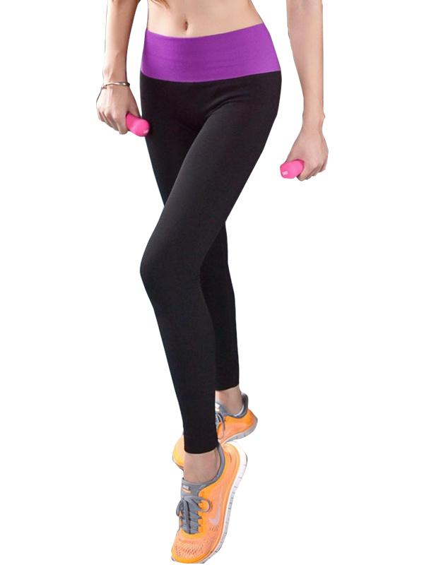 High Waist Tummy Control Fitness Pants Sports Leggings