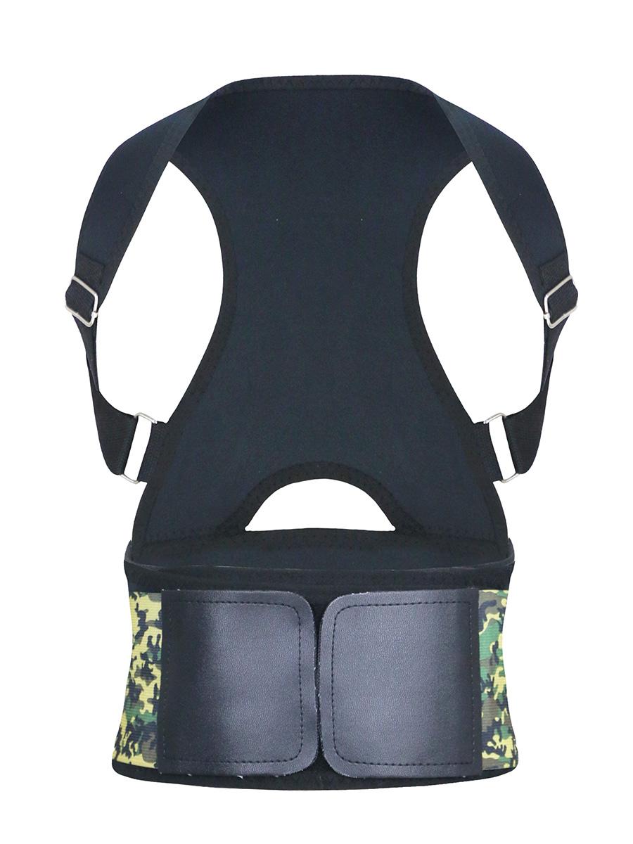 Adjustable Back Posture Corrector Sports Waist Trainer Belt