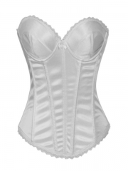 Hot Sales White Wholesale Wedding Bridal Corset