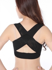 Cross Back Brace Bra Back Support Posture Conrrector