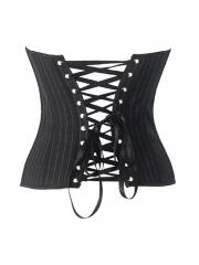 Fashion Stripe Bustier Underbust Corset Training Wholesale