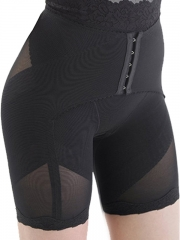 Single Hook And Eye in Front Tummy Control Waist Shaper