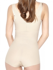 Black / Nude Mesh Bodyshaper Shapewear Wholesale For Women