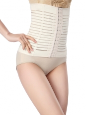 Womens High Compression Steel Bone Waist Cincher Shaper