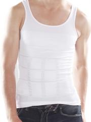 Men Shaper Vest Less Beer Belly Slimming Waist Trainer