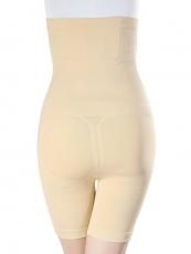 High Waist Body Shaper Steel Boned Tummy Control Shapewear