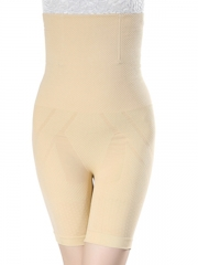 High Waist Body Shaper Steel Boned Tummy Control Shapewear