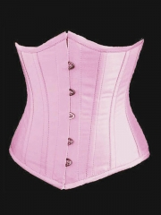 Hot Pink Underbust Corset Bustier Wholesale