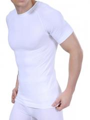 New Mens Waist Trainer Compression Undershirts Body Shaper
