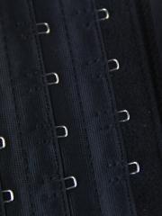 Beautiful Latex Waist Cincher Steel Boned Underbust Corset