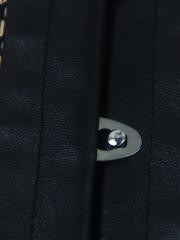 Breathable Leather Corset Steel Boned Waist Training Corsets