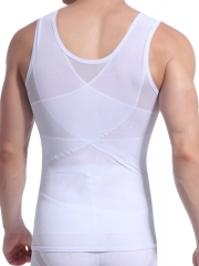 Mens Waist Trainer Tank Top Undershirt Body Shaper Wholesale