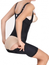 Women Bodysuit Full Body Shaper With Zipper Best Shapewear
