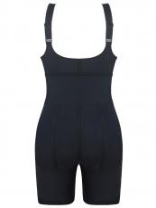 Women Bodysuit Full Body Shaper With Zipper Best Shapewear