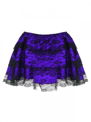 Women Gothic Layer Lace Corset TUTU Dress Skirt Wholesale