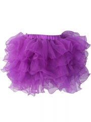 Women Love For Show Cute Purple TuTu