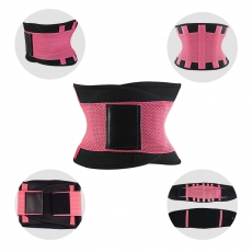 Thermo Hot Shaper Fitness Belt Sports Waist Trainer Trimmer
