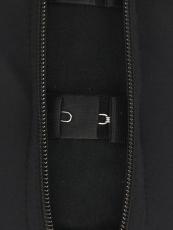 Women Latex Girdle Waist Cincher Zip Body Shaper Wholesale